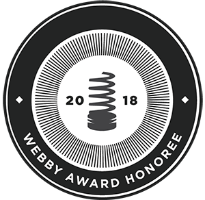 2018 Webby Honoree