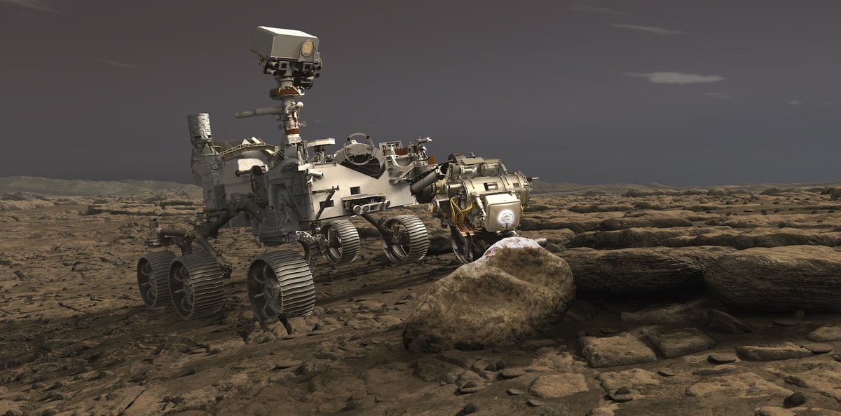 Mars Perseverance Rover