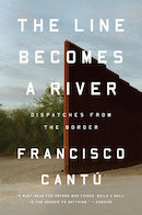 Line Becomes a River book cover