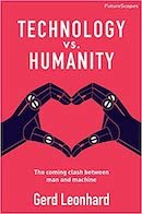 Technology vs Humanity book cover
