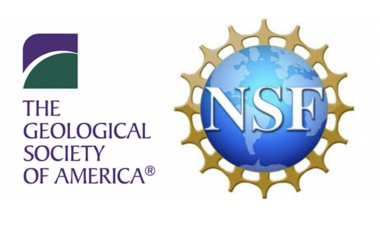 GSA and NSF logos.